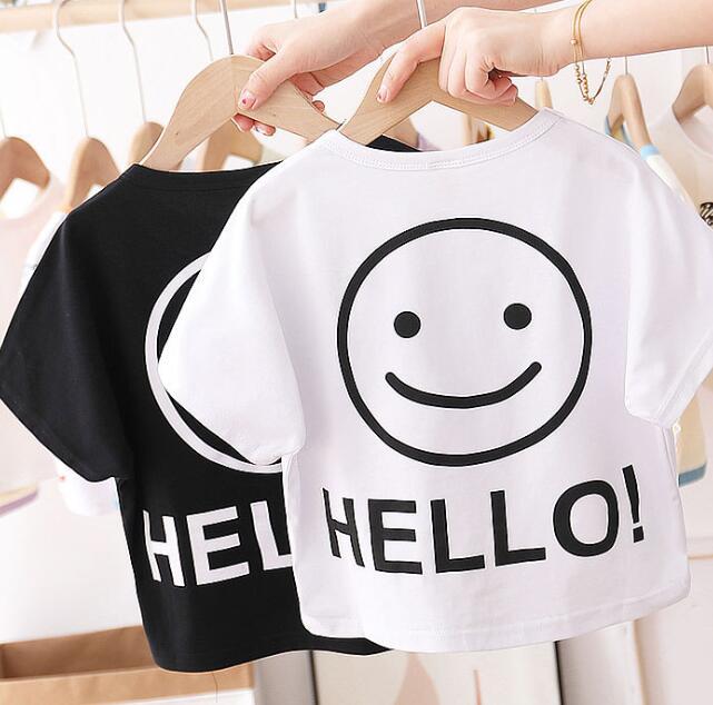2021年新作★キッズ用服装★トップス Tシャツ★90-130