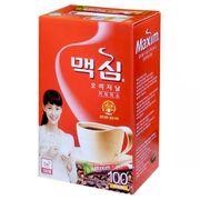 【韓国】 【マキシム】 オリジナルコーヒーミックス   アウトドアなどにも持ち運び便利なスティック