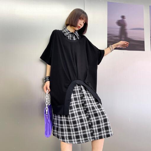 u18118 新作 森ガール レディース ドレス 人気  大きいサイズ  通勤 ワンピース スプライト