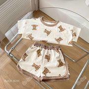 2021年春夏新作★GoSun子供服2点セット女の子tシャツ+ボトムスキッズ韓国ファッション
