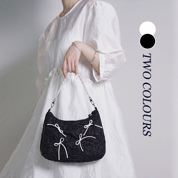 【Women】2021年春夏新作 韓国ファッション  ショルダーバッグ ハンドバッグ 無地 通勤