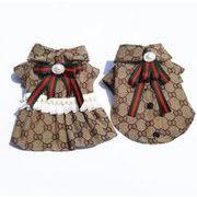 春夏新作◆小型犬服 ◆ 超可愛いペット服 ◆犬服◆ 猫服◆ 犬用 ペット用品◆ネコ雑貨
