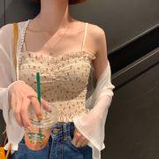 韓国 韓国ファッション カジュアル キャミ 夏服 キャミソール インナー