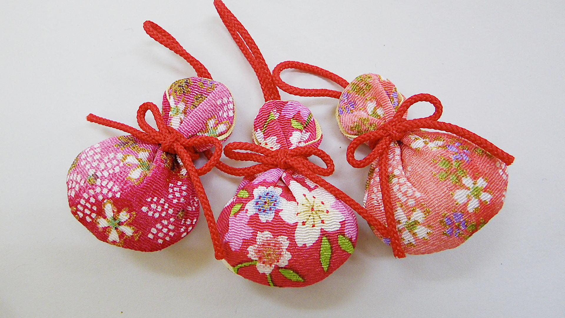 [巾着匂い袋] 日本製 アソート