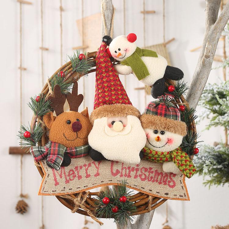 ★Mineka&Christmas★クリスマス雑貨☆クリスマス飾り☆サンダ☆雪だるま☆