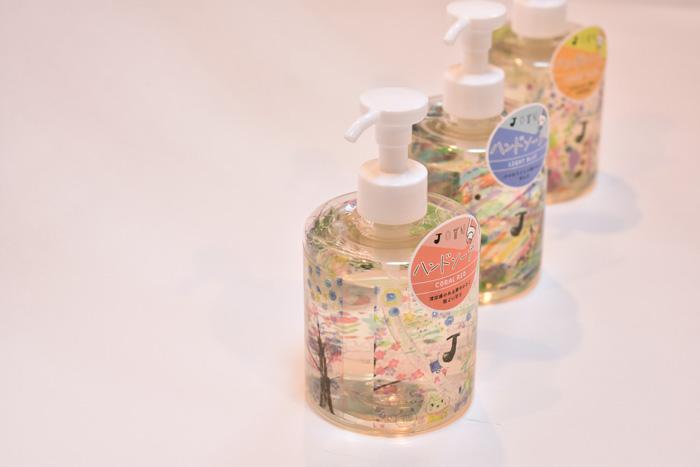 JOY'N ハンドソープ Hand Soap ジョイン キャライノベイト 日本製
