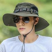 ハット 釣り帽子 登山帽 ベンチ キャップ 薄い帽子  日焼け止め 日よけ帽  シンプル