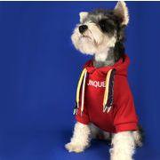 秋冬新作 ペット用品 犬猫の服 ファッション 小中型犬服 犬猫洋服 ドッグウェア 犬服 ペット服 パーカー