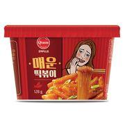 新商品♪  大人気商品!! 韓国  ピリ辛トッポキ&ヌードル 128g 62700240