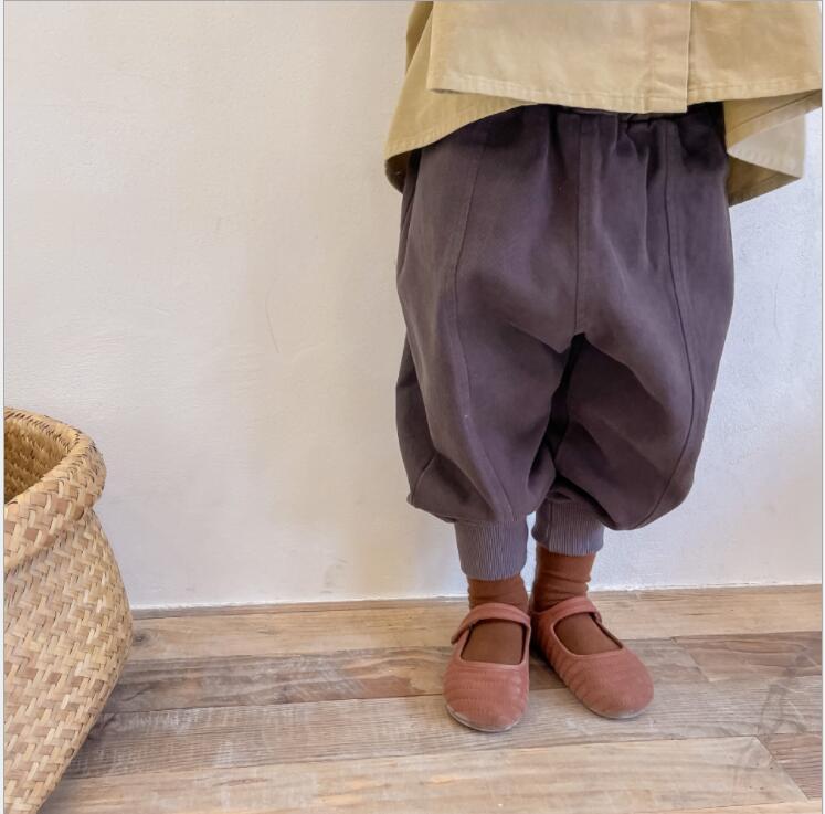 子供服 パンツ ズボン キッズ 子ども 秋 シンプル かわいい カジュアル トレンド 人気