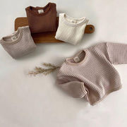 韓国風子供服 韓国ファッション 可愛い トップス 綿 ユニセックス