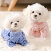 秋冬新作 小型犬服★超可愛いペット服★犬服★猫服★犬用★ペット用品★ネコ雑貨 ニット
