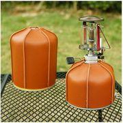 屋外キャンプ用ガスタンク 保護カバーXJA393