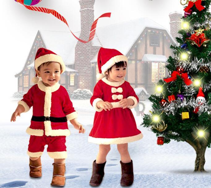 クリスマス キッズ 子供 サンタ クリスマスショー 子供服