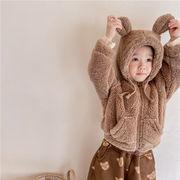 秋冬新作 韓国 韓国ファッション 韓国子供服 シャツ 新作 子供服 トップス 子供服 アウター