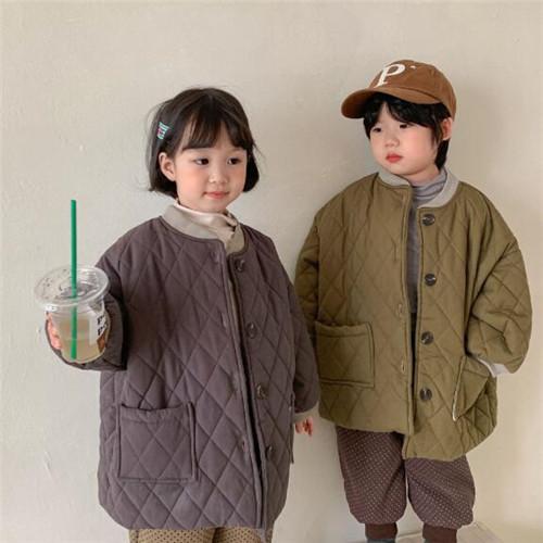m18871 ジャケット セーター スポーツ 厚手 韓国子供服 男の子 女の子 秋冬 SALE