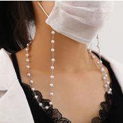 マスクストラップ  落下防止 ストラップ 紛失防止 雑貨 ネックレス